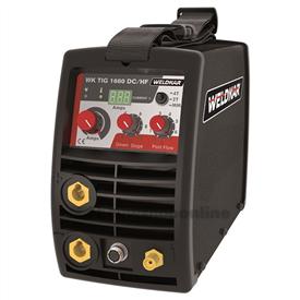Inverter Weldkar WK TIG 1660 DC/HF - 230V incl.EMC