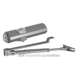 deurdranger dorma zilver met normale arm ts682-3