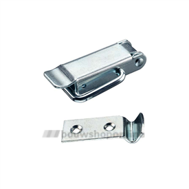 Dulimex eierkistsluiting 13 x 55 mm verzinkt eks 055-h bv