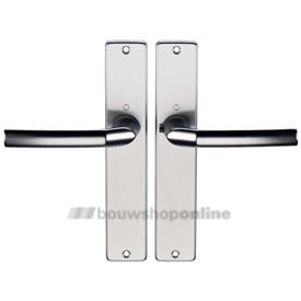 Hoppe 1117/202sp2 deurkruk op schild blind F-1