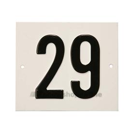 Besbo Huisnummerplaat 29