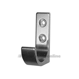 Hermeta jashaak aluminium enkel 51.5 mm profielmodel 0149-01