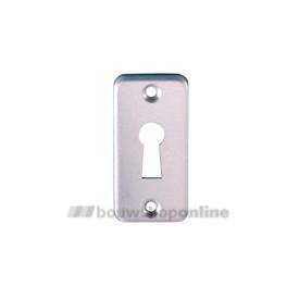 Nemef sleutelplaatje rechthoekig 2763-4