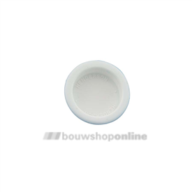 Henderson inlaatkom 32 mm wit 26-Plastic