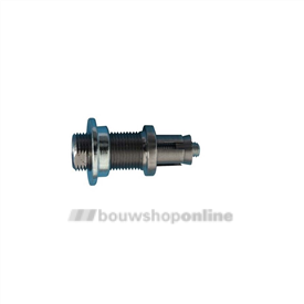 Hoppe rvs greepeindbevestiging kunststof/aluminium >V=11-16 bs-101/b