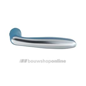 HOPPE 1510 gatdeel deurkruk 762569 Verona aluminium F-1