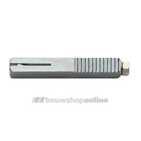 Leeuwen Wisselstift keilboutbevestiging 8 x 60 mm 01422A