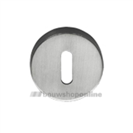Formani LBN50 Linox Basic sleutelrozet RVS