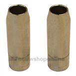 Gasmondstuk conisch wk 140-150 blister(2)210133169