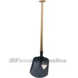 Scheppanschop zand met steel 110cm\dul 1/2 00
