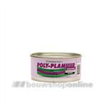 Poly-Plamuur +verharder (zwaluw) 2kg gebroken wit