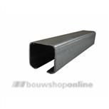 bovenrail henderson husky staal 250cm 2802500