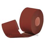 Schuurpapier Rol Rood 25M KE-RR K60 95 mm