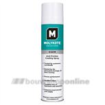 Smeermiddel Molykote Glijlak Spray a 400ML D 321