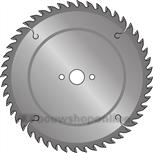 Cirkelzaagblad HM Combi 235x30-24T