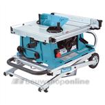 Makita Tafelzaagmachine 2704X met verrijdbaar onderstel