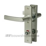 Nemef deurk 3251 WC63 Rs draairichting 2 rechthoekig deurbeslag F1