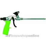 NBS purdoseerpistool metaal - groen