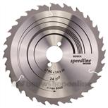 Cirkelzaagblad speed 190x30x2.6 24t fzwz