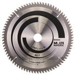 Cirkelzaagblad multi kap- en verstekzaag & t 260x30x3.2 80t tr-f