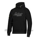 Sweatshirt Hoodie Zwart 2815-0400 M