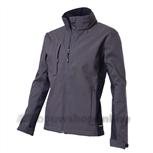 soft shell jack bi-color Tj-2000 grijs/zwart XL