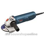 Haakse Slijper 1100W/125Mm Gws 11-125 P Bosch