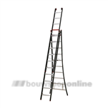 Altrex ladder Nevada 3x12 3.60/8.30 m NZR 3083