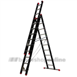 Altrex ladder Mounter 3x10 2.80/6.90 m ZR 3072
