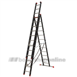 Altrex ladder Mounter 3x12 3.35/8.00 m ZR 3083