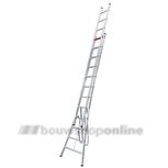 Altrex ladder Rocky DR 2x14 4.10/6.90 m 150214