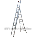 Altrex ladder Rocky DR 3x12 3.60/8.10 m 150312