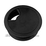 Berma kabeldoorvoer kunststof 60 mm zwart