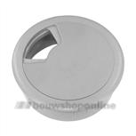 Berma kabeldoorvoer kunststof 60 mm grijs