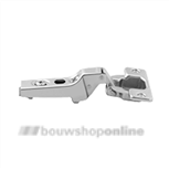 Blum Clip 100 graden scharnier halfopdek met veer 71M2650v250