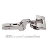 Blum inserta Clip top scharnier dikke deur vol opdek met veer 71B9590