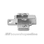 Blum Kruismontageplaat 6 mm zonder systeemschroeven 175H9160