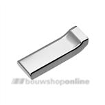 Blum afdekkap gebogen arm Clip top 120 70.1663