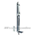 Dulimex bascule kantschuif 250 x 23 x 26 mm dx-ksb-25023bv