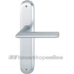Hoppe Stockholm 1140/273p deurkruk op schild zonder sleutelgat F-1