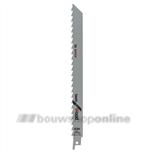 Bosch Reciprozaagblad [5x] lang voor hout s1111k 2608650678