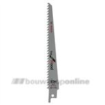 Bosch Reciprozaagblad [5x] kort voor hout s644d 2608650673