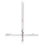 Bosch Reciprozaagblad [5x] lang hout en metaal s1222vf 2608656022