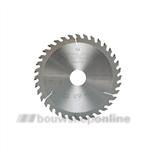 Hitachi zaagblad 185x30 mm 18 tanden 752431 voor c7u
