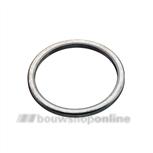 Hitachi reduceer ring zaagblad 30 naar 20 mm dikte 1.4 mm