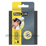 Flexovit Merchandising schuurspons 100 x 68 mm middelfijn 26 mm dik