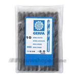 GERFA Metaalboor Hss 9.5 mm DIN 338 RN