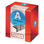 NOVUS nieten [5000x] 8 mm 5/16 inch A-53