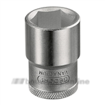 GEDORE dopsleutel 13 mm - 1/2 inch 19