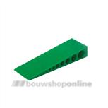 GB stel-wig/spie 340040 150 x 45 mm (25x) groen